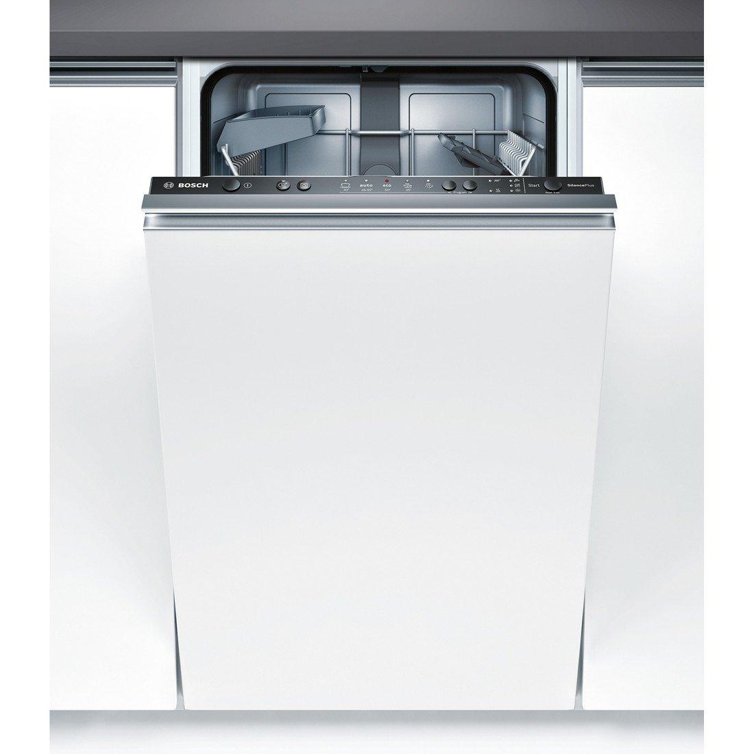 Bosch SPV50E90EU Serie 4 Geschirrspüler Vollintegriert (ohne Möbelfront) / A+ / 220 kWh/Jahr / 9 MGD / ActiveWater…