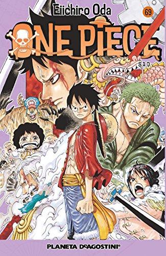 One Piece nº 69 (Manga Shonen) por Eiichiro Oda