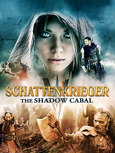 Schattenkrieger - The Shadow Cabal (Einfache Hollywood Kostüm)