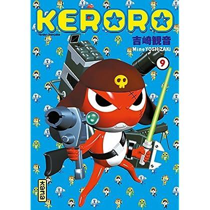 Sergent Keroro - Tome 9