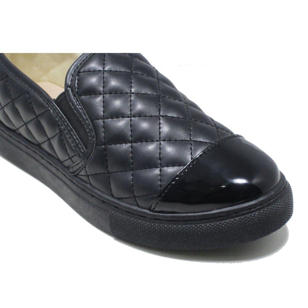 Womens Flat Slip On Espadrilles Ladies Pumps Shoes: Amazon.co.uk: Shoes &  Bags