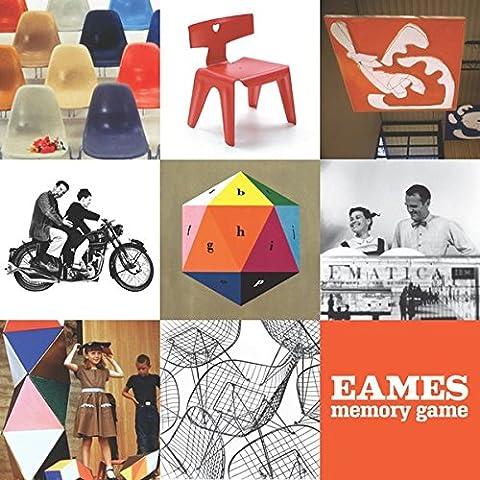 Charles and Ray Eames Memory Game /Anglais