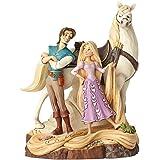 Disney Traditions Disney Traditions Vivi il Tuo Sogno - Rapunzel - l'Intreccio della Torre Figurina
