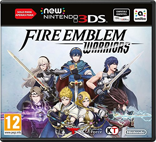 NEW NINTENDO 3DS FIRE EMBLEM WARRIORS   EDICION ESTANDAR