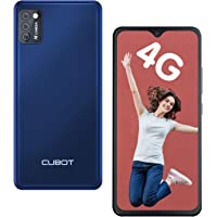 CUBOT Note 7 Smartphone ohne Vertrag 4G Android 10 Go, 5,5' HD Display, 13MP Dreifach Kamera, 2GB/16GB, 128 GB…