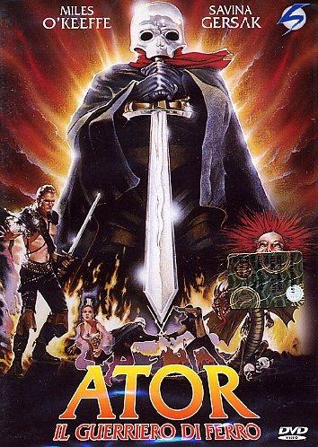Ator - Il guerriero di ferro [IT Import]
