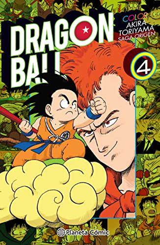 Dragon Ball Color Origen y Red Ribbon nº 04/08 (Manga Shonen) por Akira Toriyama