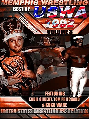 Best Of USWA Memphis Wrestling 1992 Vol 3 [OV]