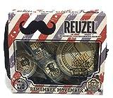 REUZEL Remember Movember Bart-Set, 1er Pack (1 x 1 Stück)