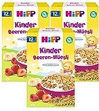 Hipp Kinder Beeren-Müsli, ab dem 12. Monat, 3er (3 x 200g)