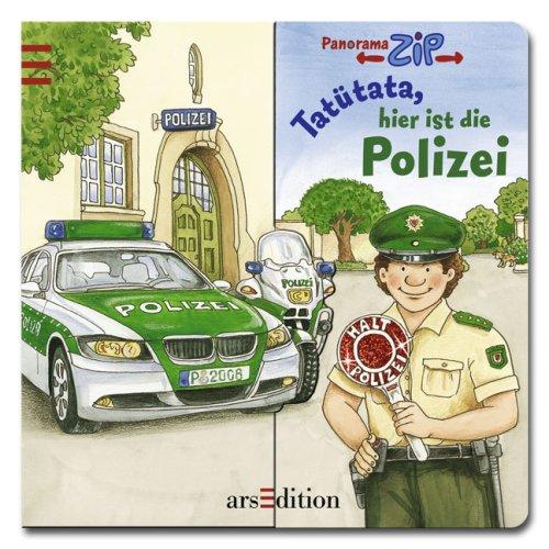 Preisvergleich Produktbild Tatütata, hier ist die Polizei: Panorama-Zip
