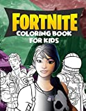 Fortnite: 60 Coloring Pages for your kids: Unofficial Fortnite Coloring Book with Characters, Weapons and Different Skins