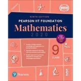 Pearson IIT Foundation Series Class 9 Mathematics|2020 Edition|By Pearson