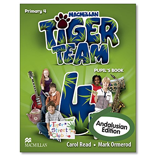 Tiger 4 pb andalusian