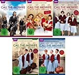 Call the Midwife - Ruf des Lebens Staffel 1-5 (14 DVDs)