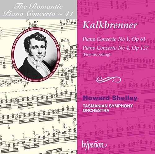 Friedrich Kalkbrenner: Das romantische Klavierkonzert Vol.41