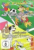 Fußballspiel der Tiere ...noch mehr Dalmatiner (Kindervideo, 2 Filme) [DVD-Videobook]
