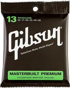 Gibson Gear SAG-MB13 Heavy Coated Phosphor Bronze Electric Guitar Strings