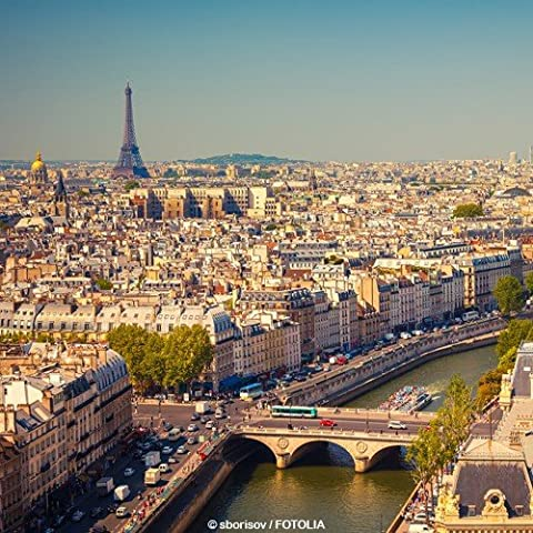 Schein da viaggio buono regalo 3giorni in 4* Hotel Parigi