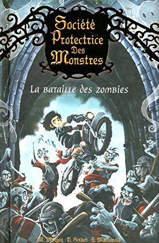5. Société protectrice des monstres : L'Attaque des zombies