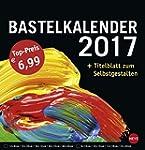 Bastelkalender groß schwarz - Kalende...