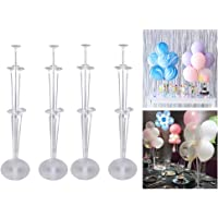 "Ballon Arbre,4 Sets DIY ballon Kit de support Ballon 28""Ballon Décoration Base de fête d'anniversaire et décorations de…"