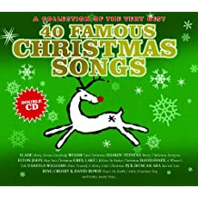 40 Famous Christmas Songs 2 CDs