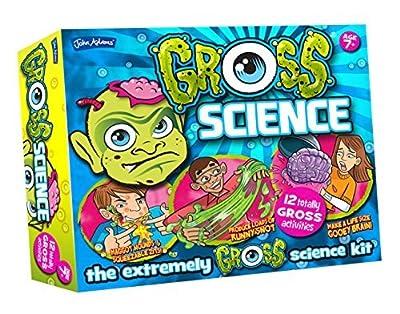 John Adams Gross Science - Juego de experimentos científicos de John Adams