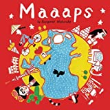 Maaaps: 19 Hand-Drawn Maps of Fun-Filled, World-Class Cities by Aunyarat Watanabe (2013-10-17)