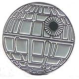 Metallo smaltato Spilla di Star Wars (Guerre Stellari) Death Star Battlestation