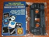 ANDREW LLOYD WEBBER. THE PREMIER COLLECTION ENCORE. 1992 16 TRACK CHROME AUDIO CASSETTE TAPE.