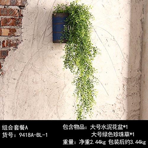 un-idilliaco-emulazione-piattini-di-vegetali-al-di-sotto-dei-pot-del-fiore-parete-parete-retro-decor