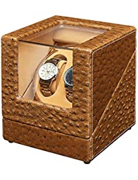 Sepano Double Automatic Watch Winder with Extremely Quiet Japanese Motor