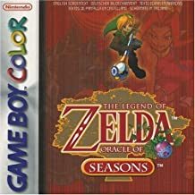GameBoy Color - The Legend of Zelda: Oracle of Seasons