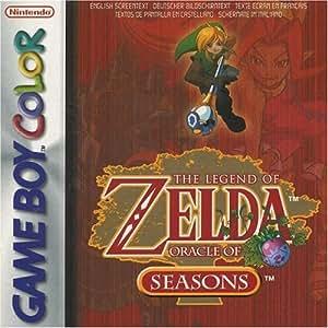 Legend of Zelda: Oracle of Seasons (GBC)