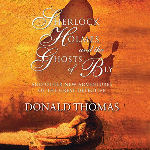 Sherlock Holmes and the Ghosts of Bly:  Audiolibri