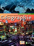 Géographie Tle L/ES : Programme 2012