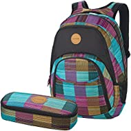 Dakine Eve + School Case, Set de Sac scolaire Enfant Femme multicolore Libby L