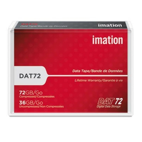 Imation 17204 DAT72 36/72GB 4mm Data Cartridge Test