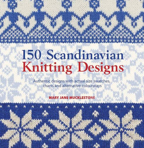 150 Scandinavian Knitting Designs Cover Image