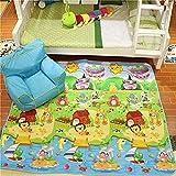 Aysis Baby Mat Play mat Baby mats Waterproof XL Extra Lare King Size