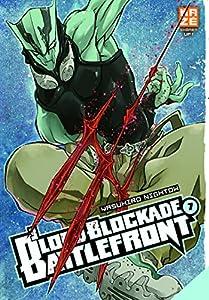 Blood Blockade Battlefront Edition simple Tome 7
