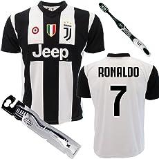 Replik Trikot Juventus Personalized Ronaldo 7 PS 27365 + Zahnbürste