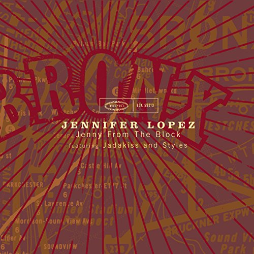 Jenny from the Block (Track Ma...