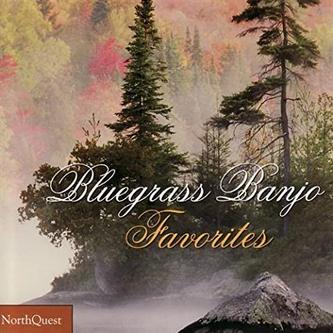Bluegrass Banjo Favorites by Pine Tree String Band