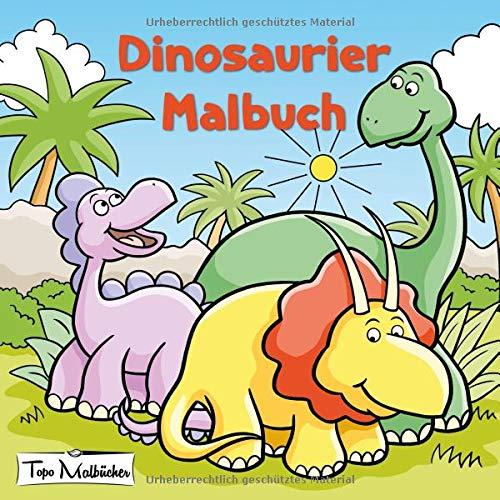 Dinosaurier Malbuch (Dinosaurier-malbuch)
