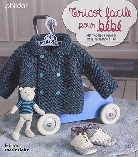 Tricot facile pour bébé par Charlotte Rion
