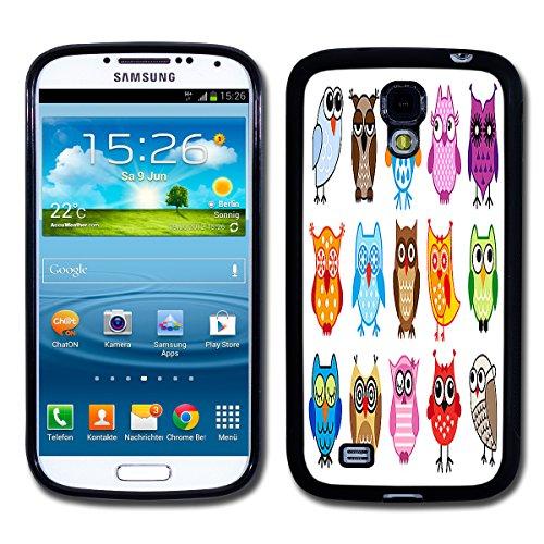 TPU Silikon Style Handy Tasche Case Schutz Hülle Schale Motiv Etui für Apple iPhone 4 / 4S - T6 Design1 Design 3