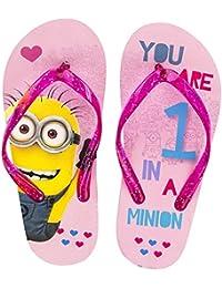 Minions Ich einfach unverbesserlich Banana Badelatschen Badeschuhe Flip Flops 12