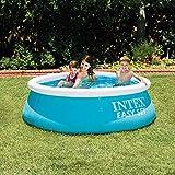 Swim Party Toys Zattera Gonfiabile Estate Piscina per Bambini Piscina Gonfiabile in Pvc Piscina Esterna Responsabile Installazione 183X51Cm, O&YQ